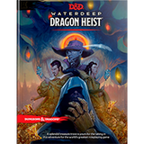 D&D RPG Waterdeep: Dragon Heist EN