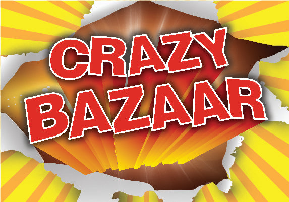 Crazy Bazaar October 2019