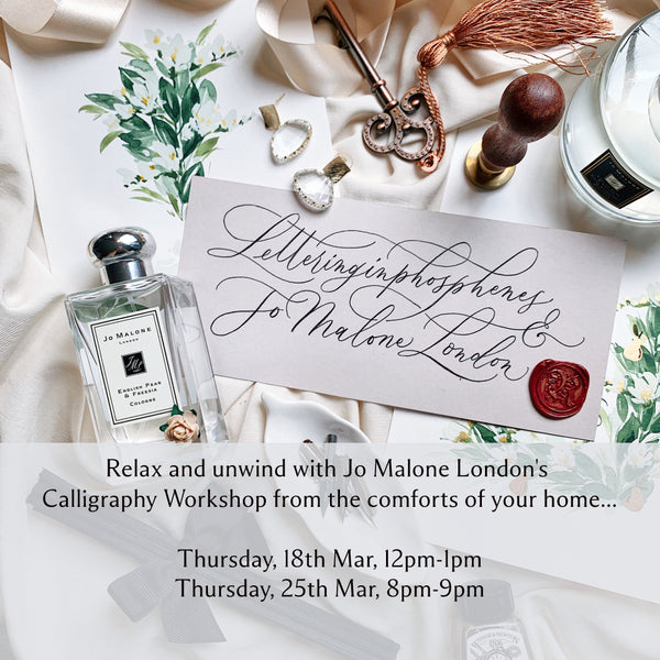 Virtual Calligraphy Workshop