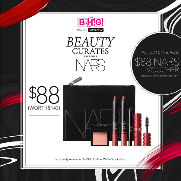 BEAUTY CURATES presents NARS