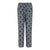 Printed Trousers (Ring / Navy)