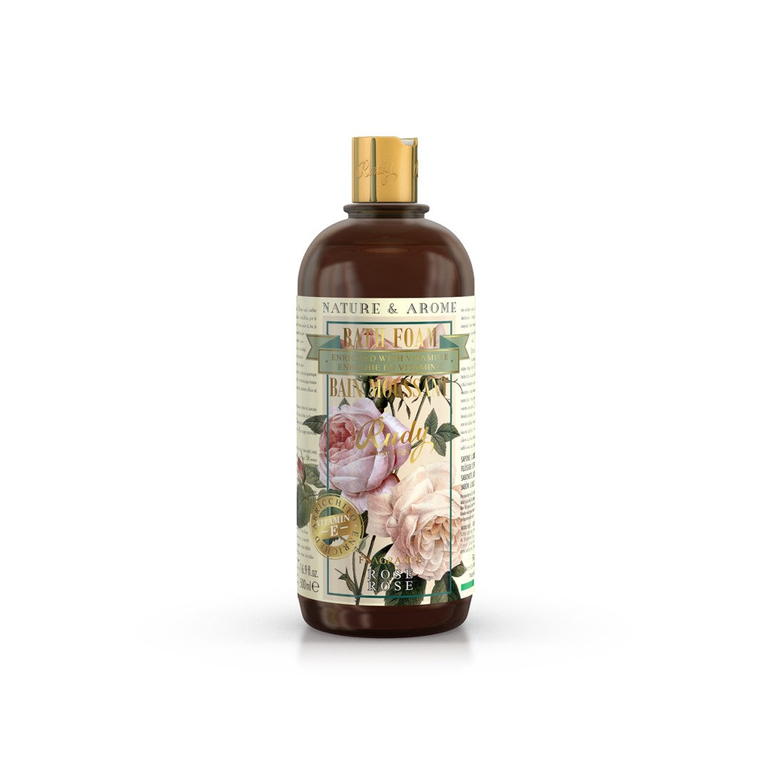 Rose Bath Foam (500ml)