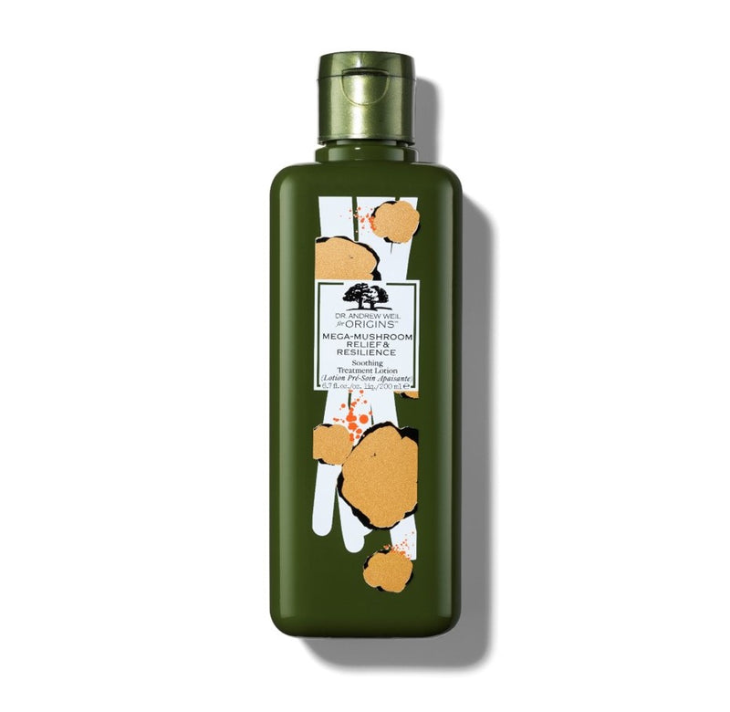 Limited Edition Dr. Andrew Weil for Origins™ Mega-Mushroom Relief & Resilience Soothing Treatment Lotion, 200ml