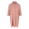Mid Sleeve Tunic in Dusty Pink
