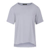 Short Sleeve Top in Grey