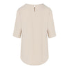 3/4 Sleeve Top in Beige