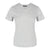 Short Sleeve Crew Neck Tee in Grey