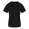 Short Sleeve Crew Neck Tee in Black