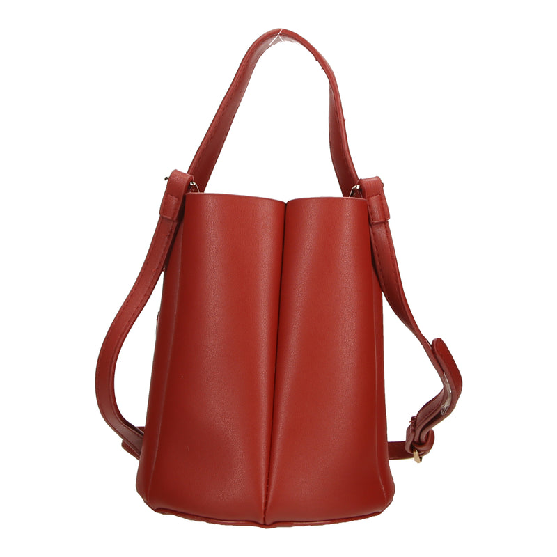 Bucket Bag Small (Red)