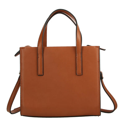 3 Tone Bag (Brown)