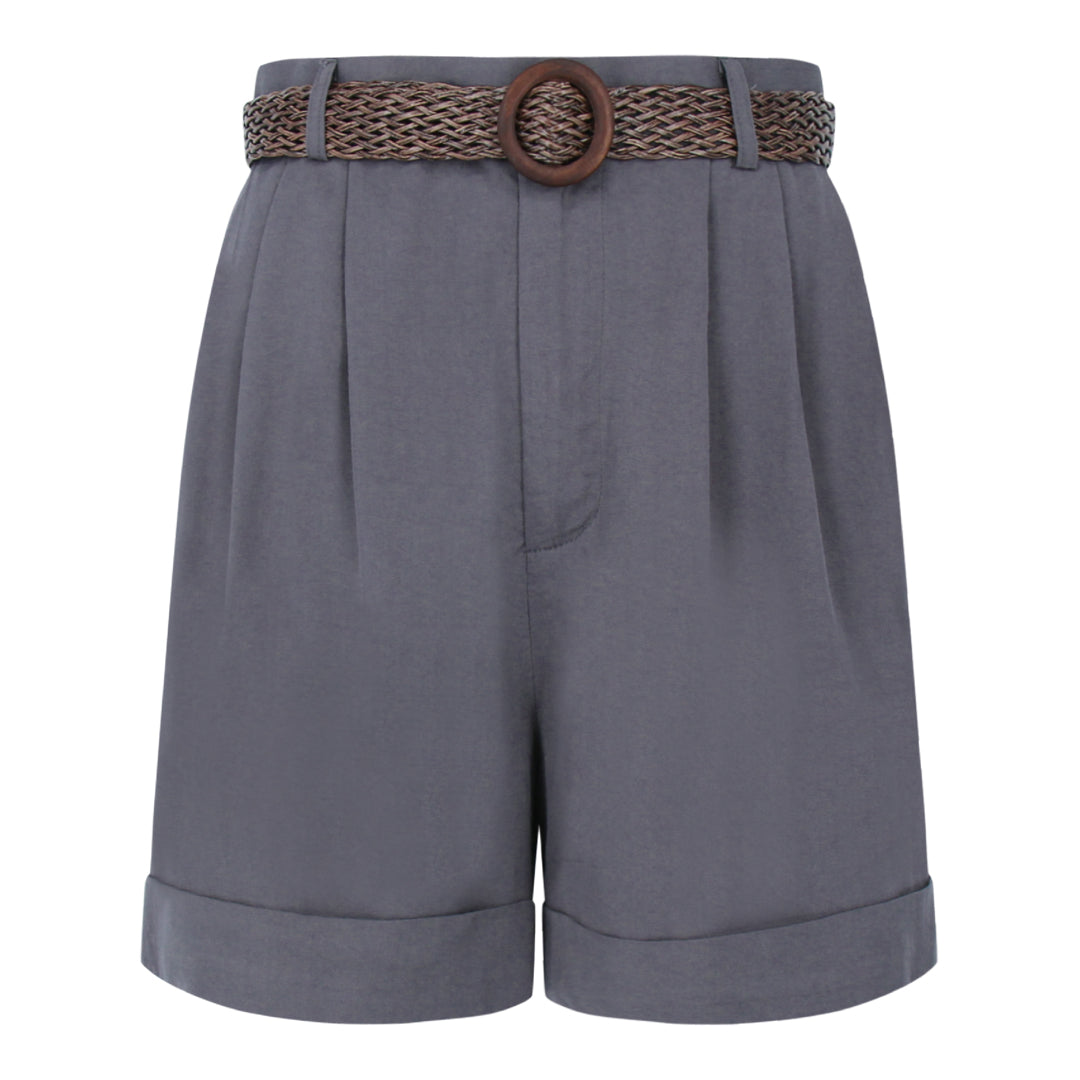 Shorts in Charcoal