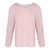 Long Bell Sleeve Top in Pink