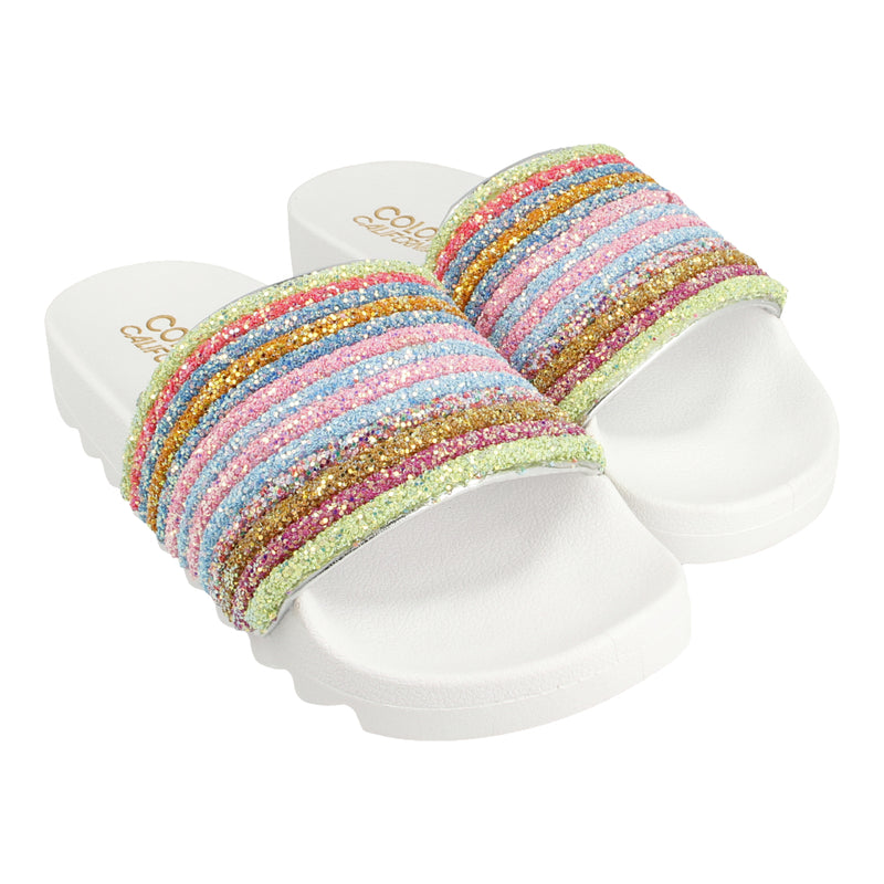 Slides with Rainbow Upper