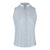 Sleeveless Stripe Shirt (Light Blue/White)