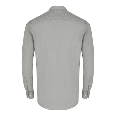 Long Sleeve Shirt in Charcoal