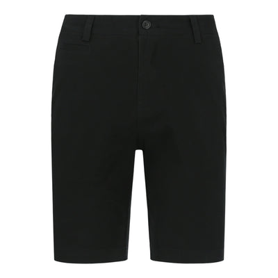 Bermuda Shorts in Black