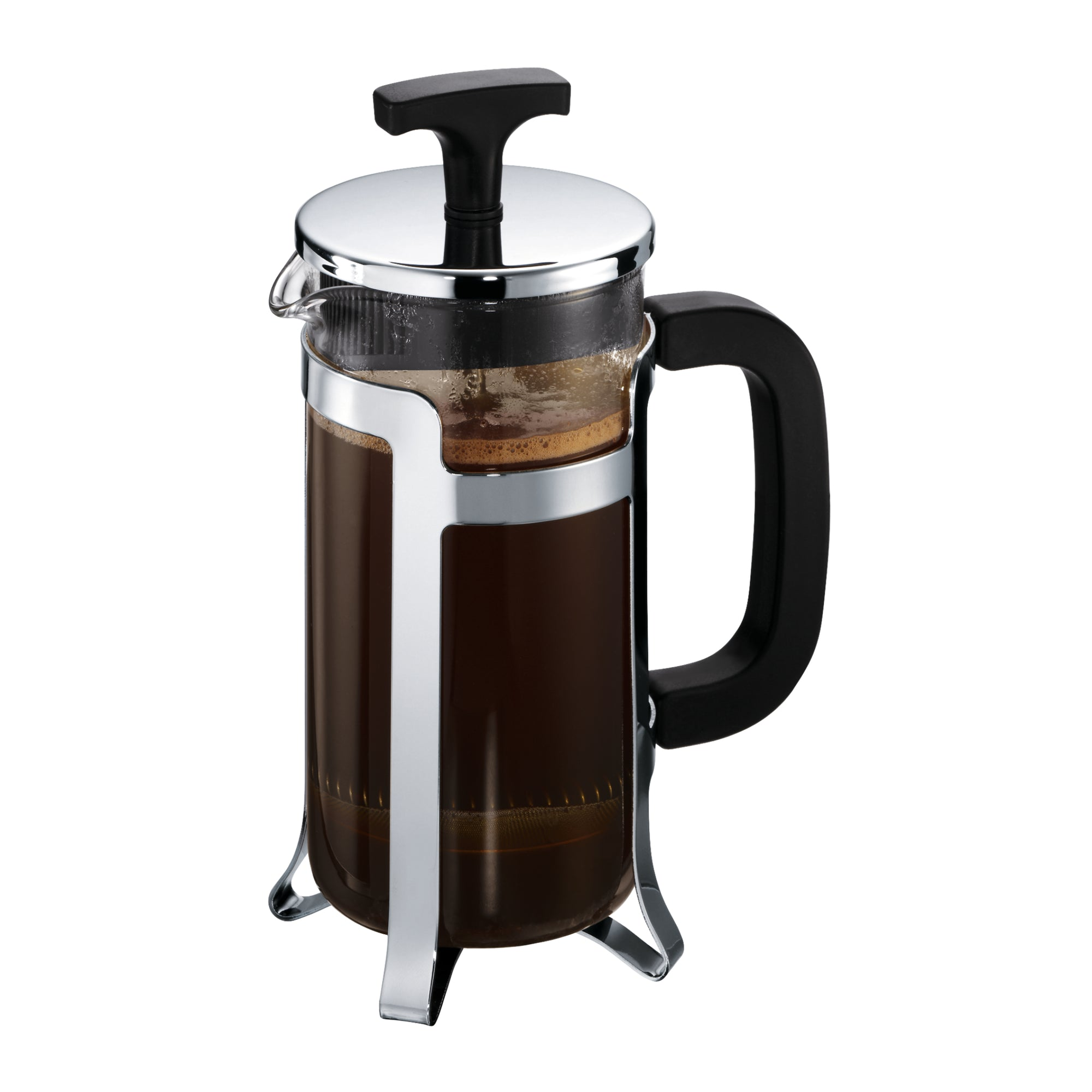 Jesper 3 Cup Coffeemaker With Stainless Steel Lid 0.35L/12oz