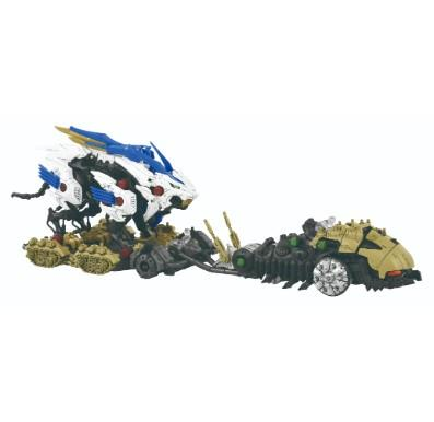Zoids Wild ZW17 Catalga Carrier