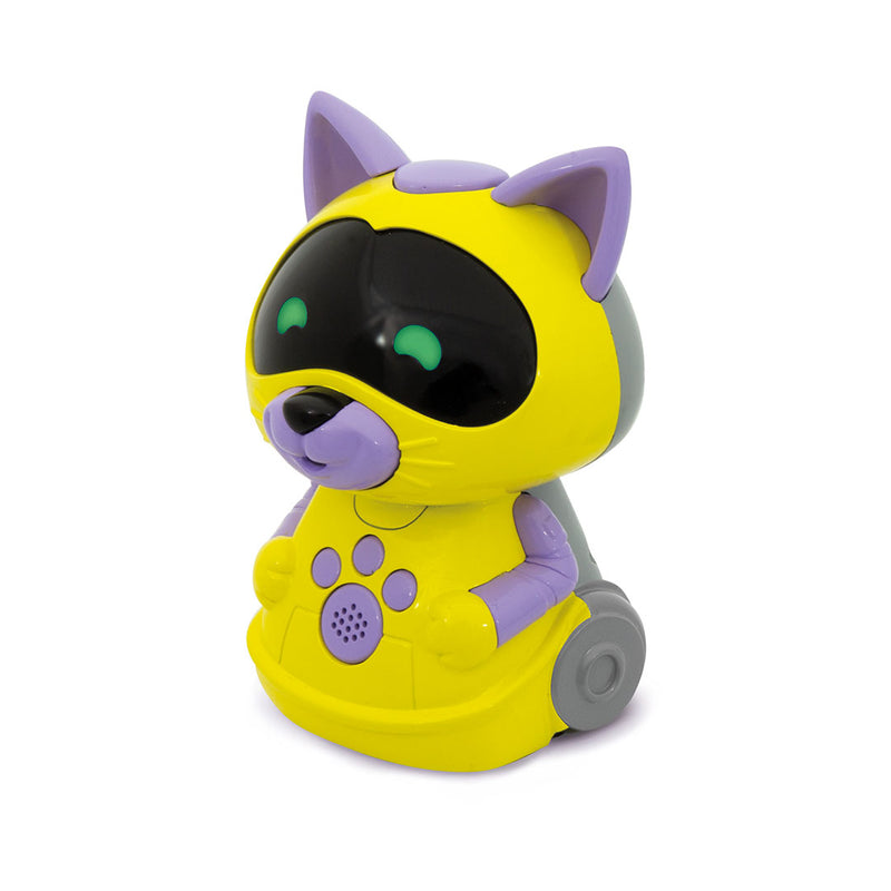 Pet Bits Interactive Collectible Robots - Cat