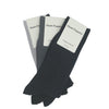 Mens Socks 3-Pairs (Black/ Grey/ Dark Grey)