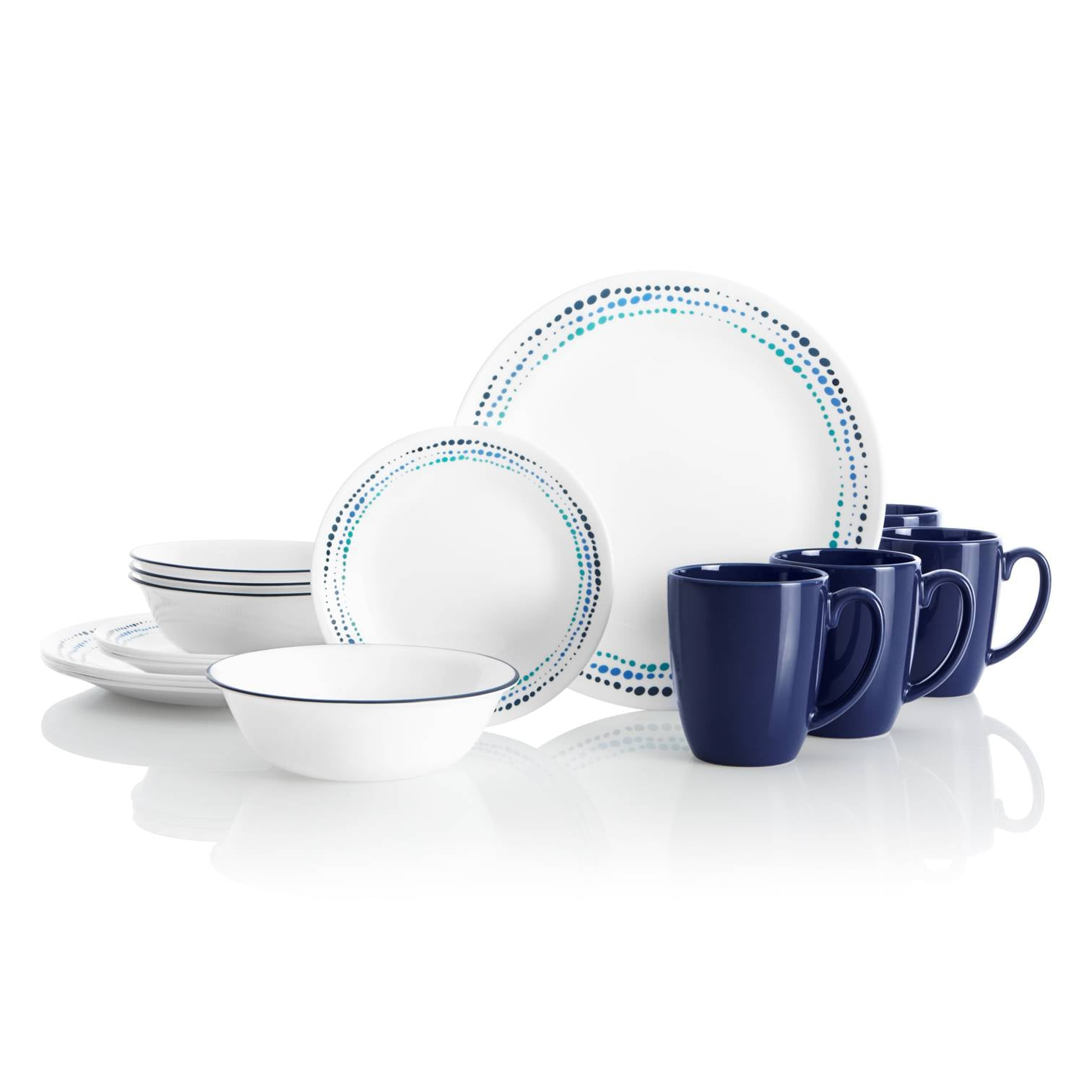 Classic 16pc Dinner Set