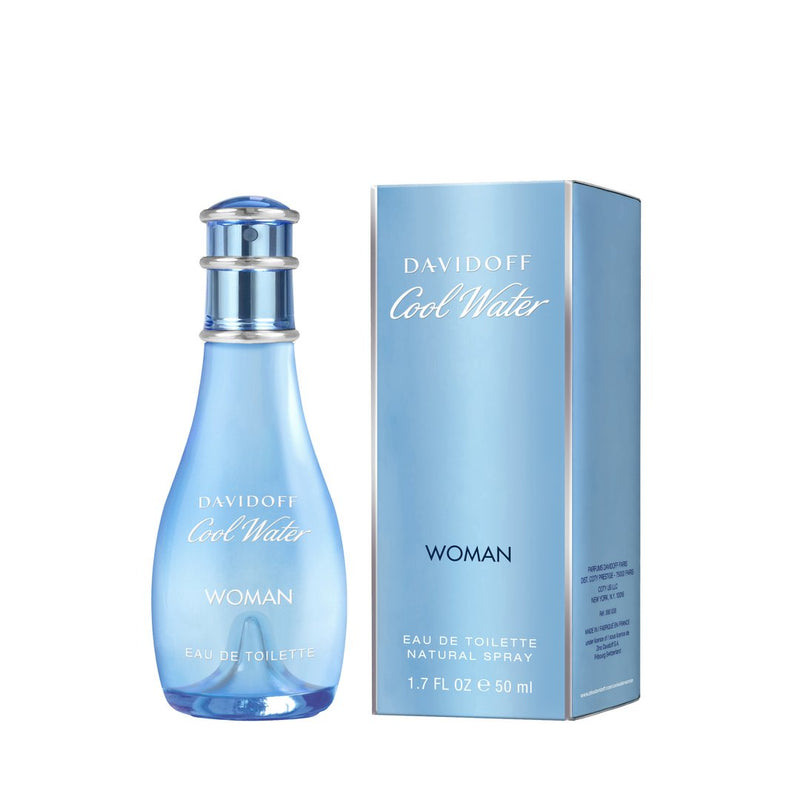 Cool Water Women EDT