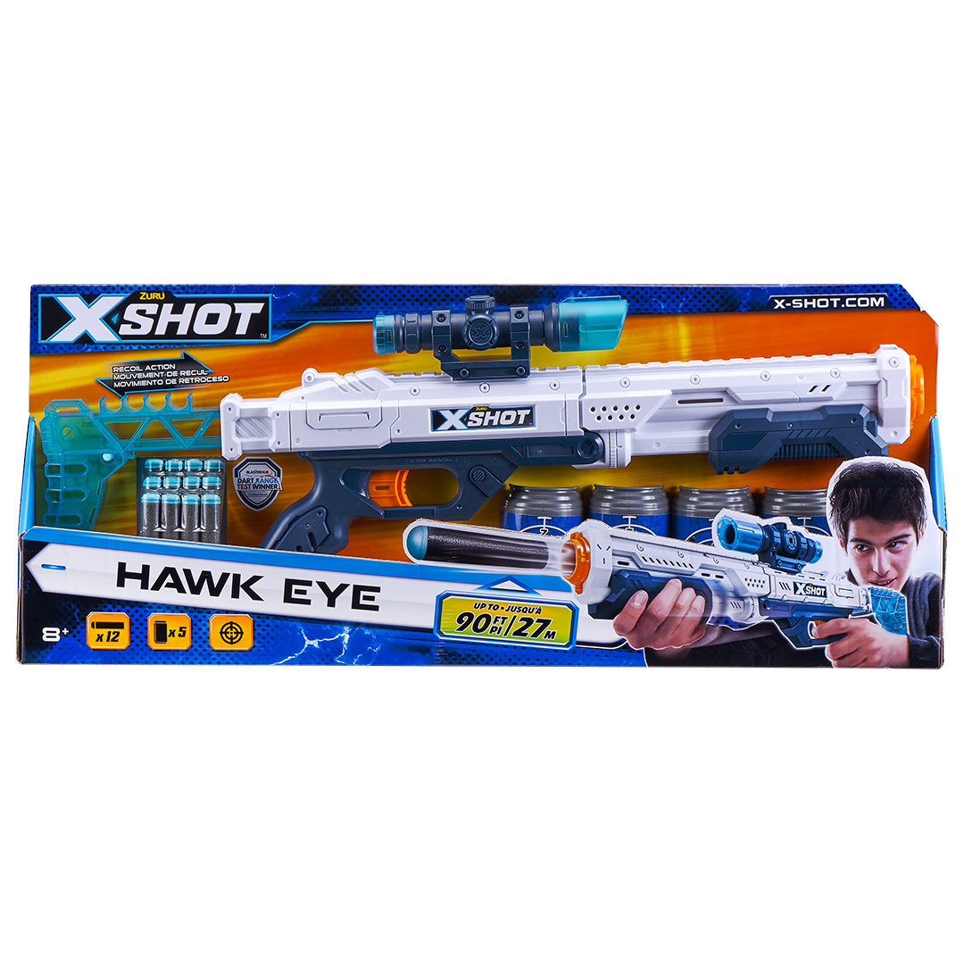 EXCEL - Hawk Eye