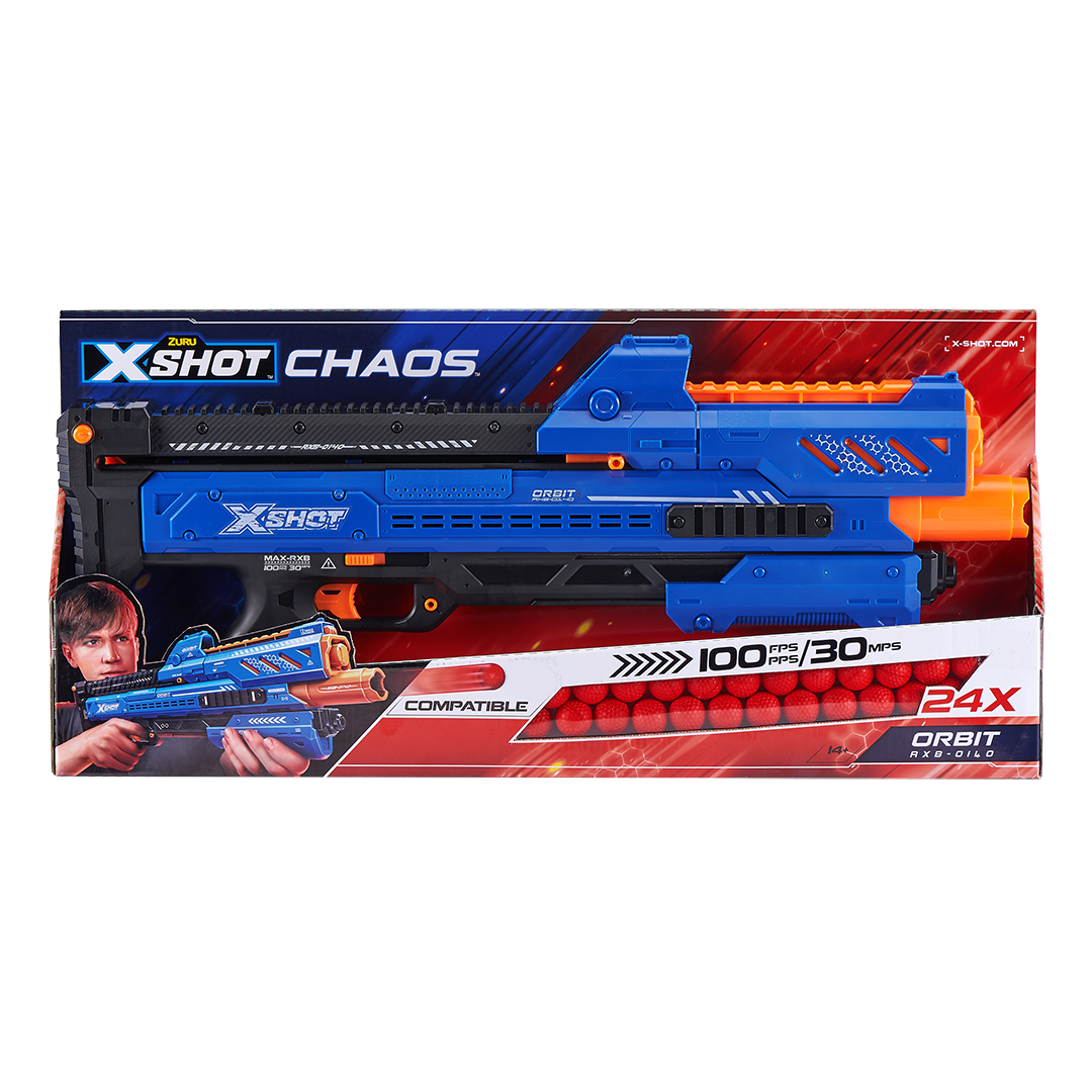 CHAOS - Orbit Dart Ball Blaster
