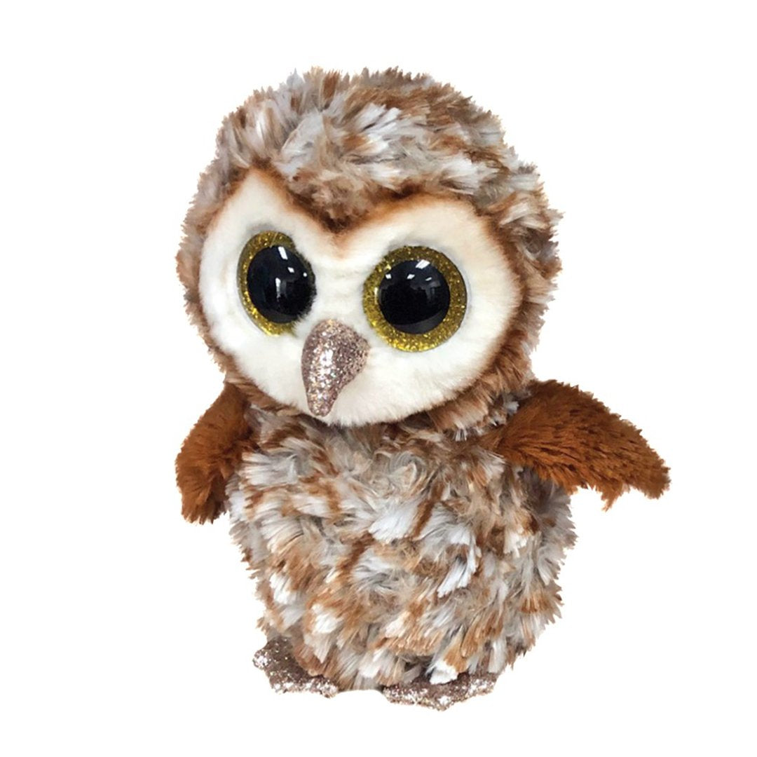Ty Beanie Boos 6in - PERCY - Barn Owl