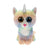 Ty Beanie Boos 13in Medium - HEATHER - Cat w Horn
