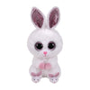 Ty Beanie Boos 13in - SLIPPERS - Rabbit w Slippers