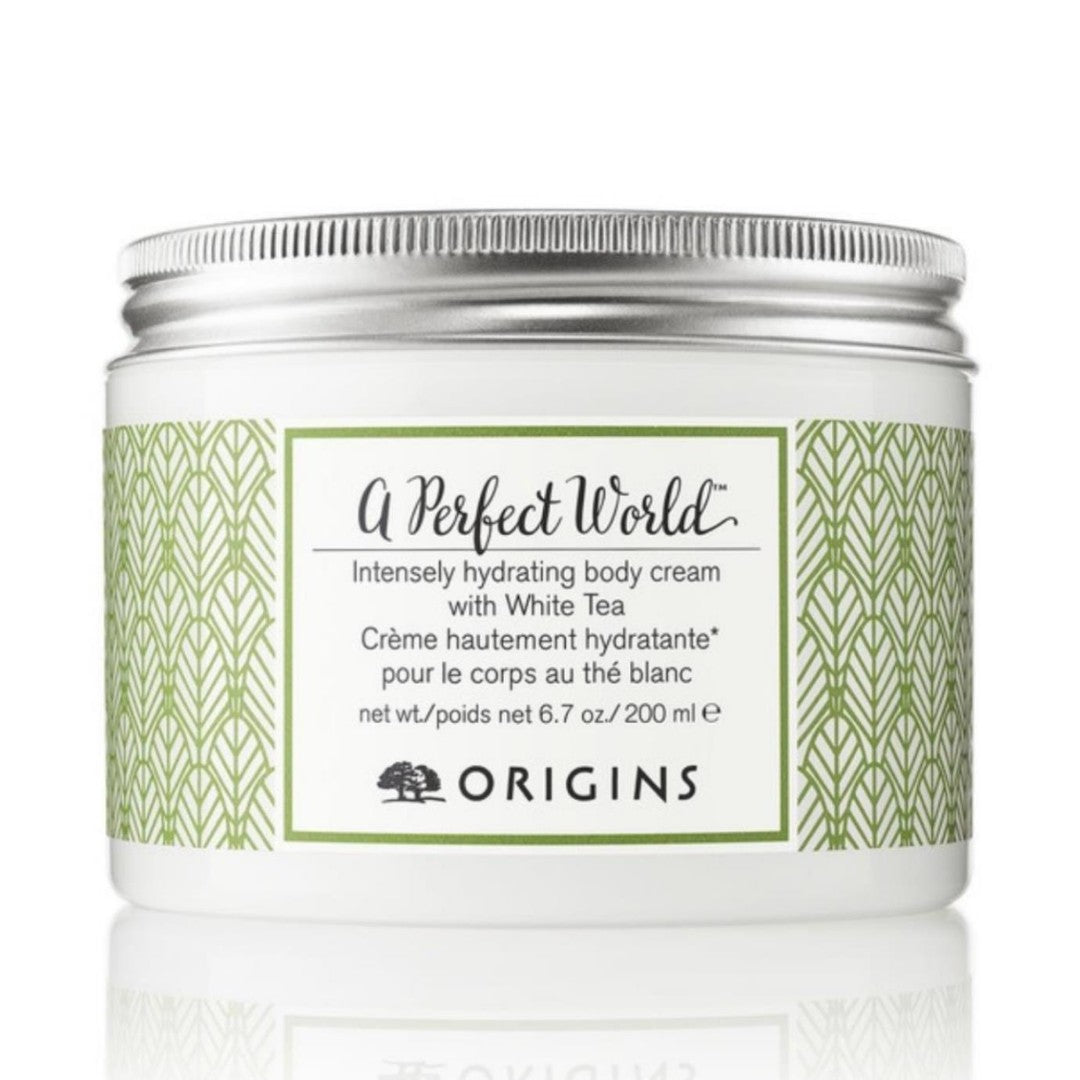 A Perfect World™ Intensely Hydrating Body Cream With White Tea 200ml