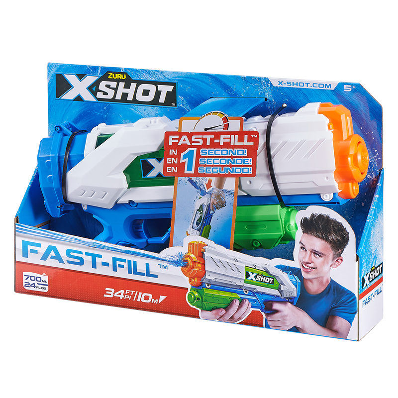 FAST-FILL WATER WARFARE - Water Blaster