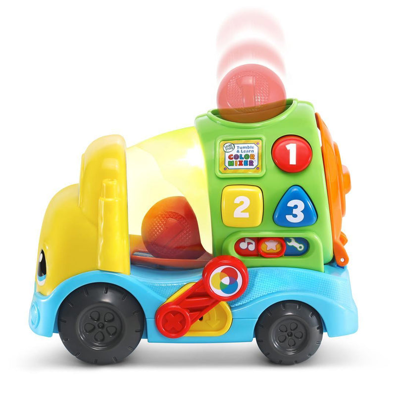Tumble & Learn Color Mixer Truck