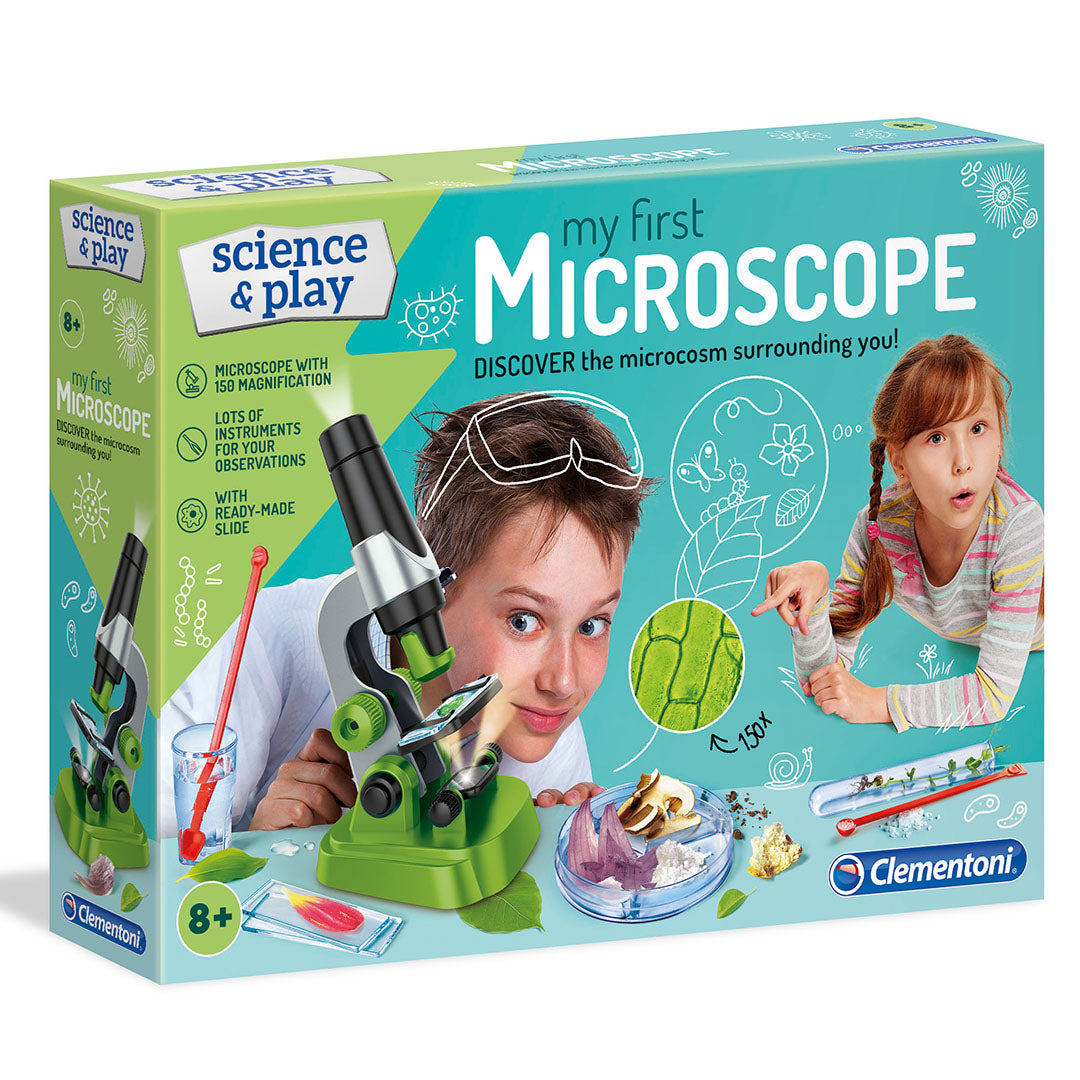 Science & Play My First Microscope