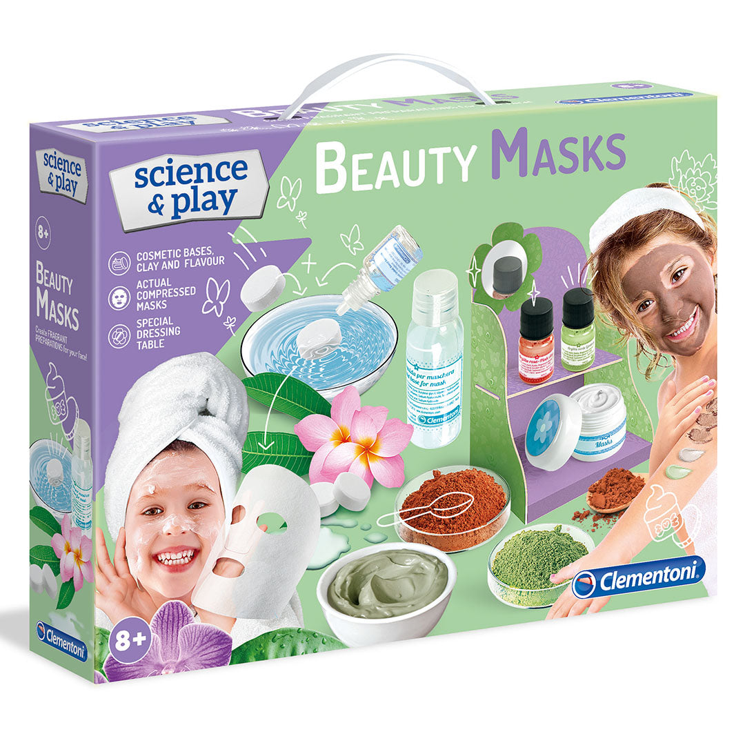 Science & Play Beauty Masks