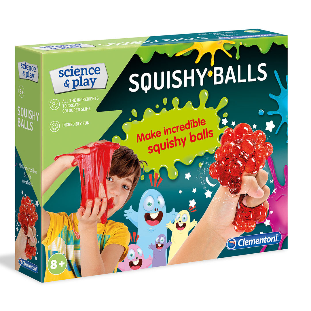 Science & Play Squishy Balls