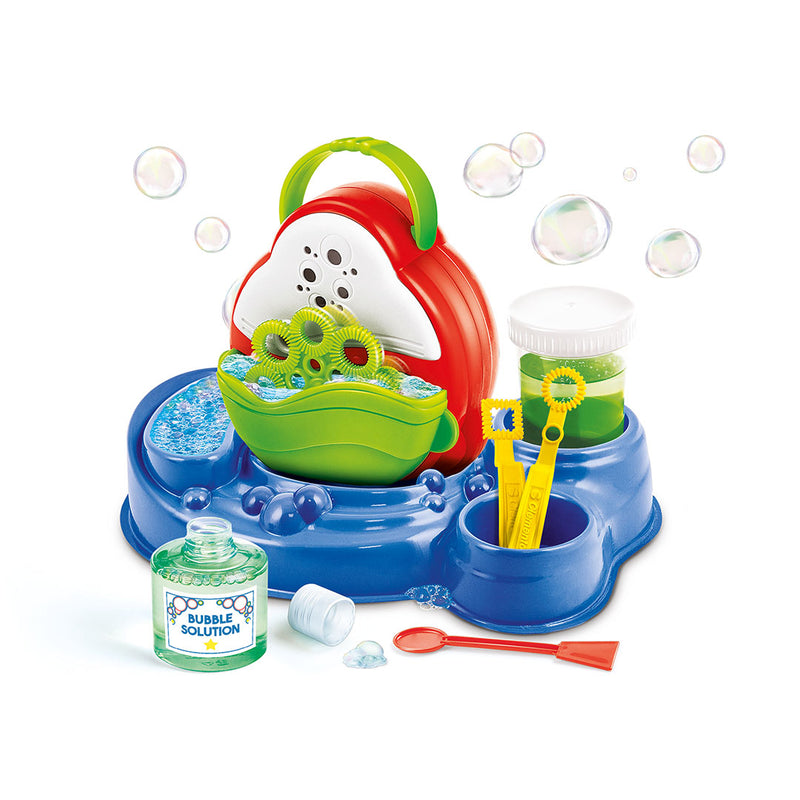 Science & Play Bubble Lab