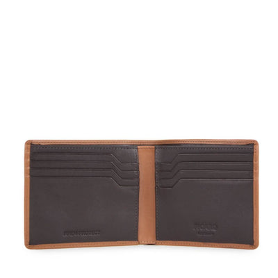 Alois Wallet Veg Tan Leather