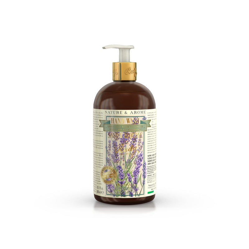 Lavender & Jojoba Oil Hand Liquid Soap (300ml)