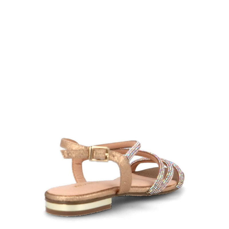 Bertiolo Sandals (Gold)