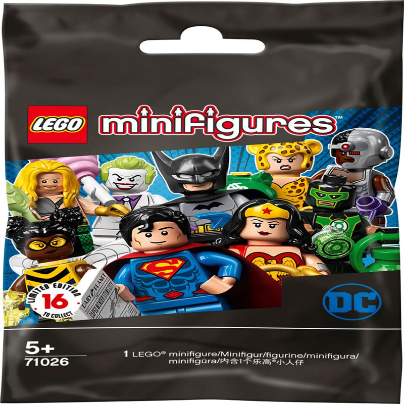 Mini Figures DC Comics