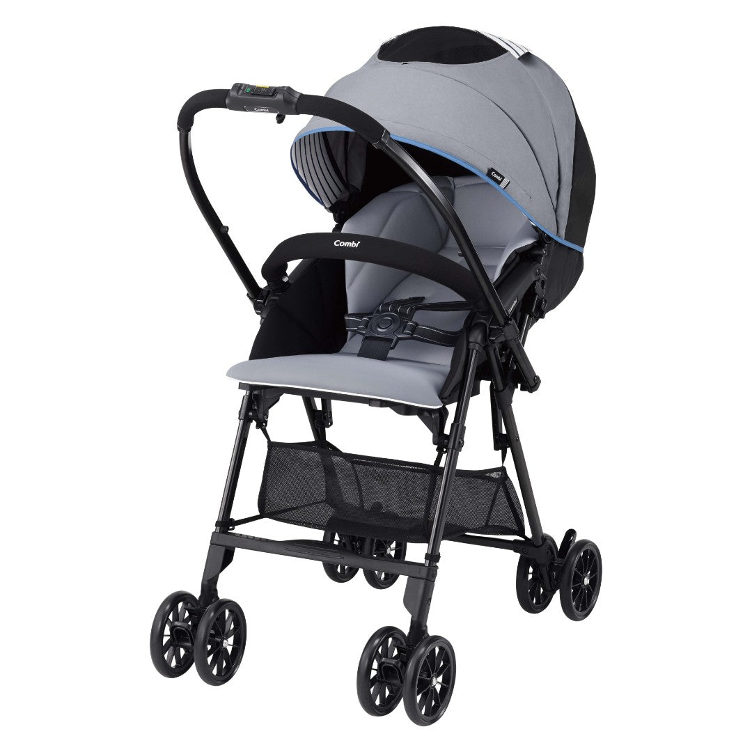Handy S Stroller 4.6Kg 0~3 Years Old (Grey)