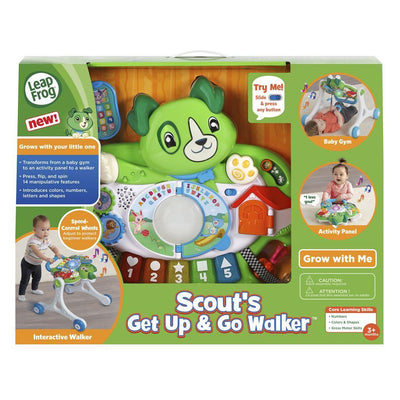 Scout'S Get Up & Go Walker