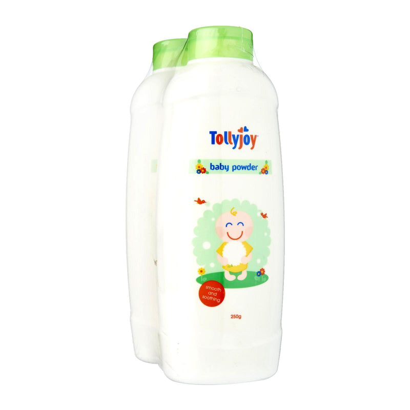 Baby Powder 250g Twin Pack
