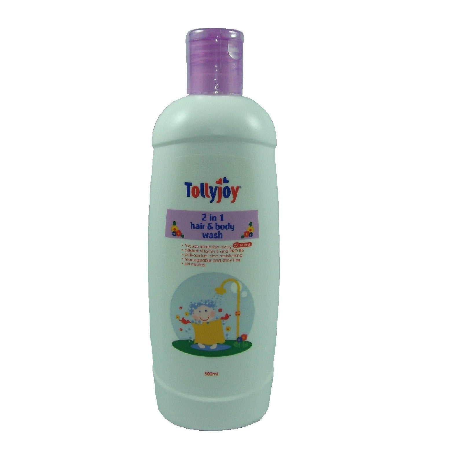 2-in-1 Hair and Body Wash