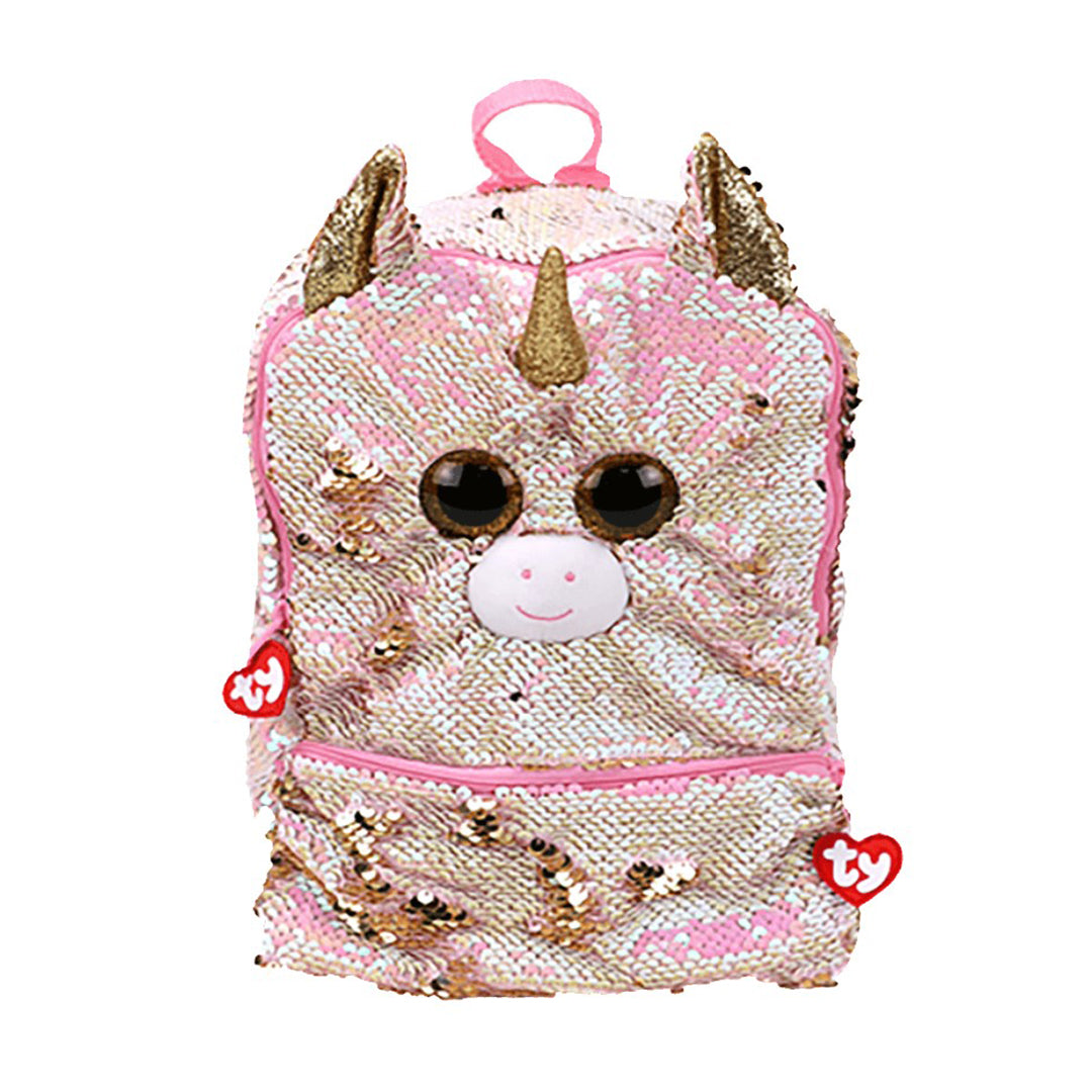 Ty Fashion Sequin - FANTASIA - Sequin Square Backpack