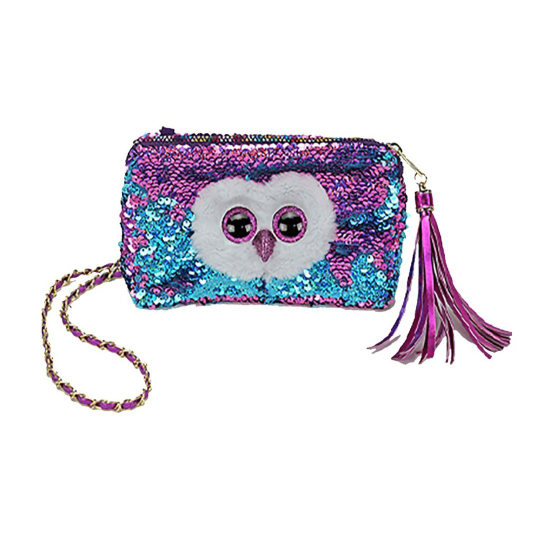 Ty Fashion Sequin - MOONLIGHT - Sequins Square Purse
