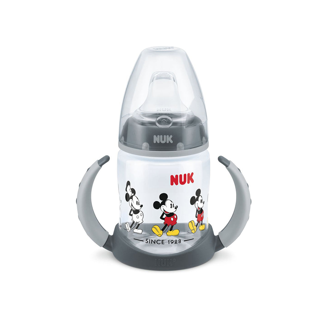 Mickey 150ml PP Learner Bottle  (6 Mths+)
