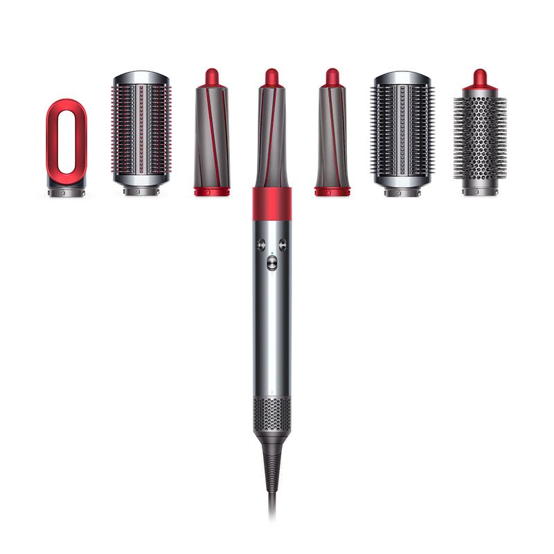 Airwrap Styler Complete (Nickel/Red)